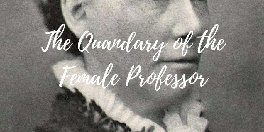 the-quandary-of-the-female-professor